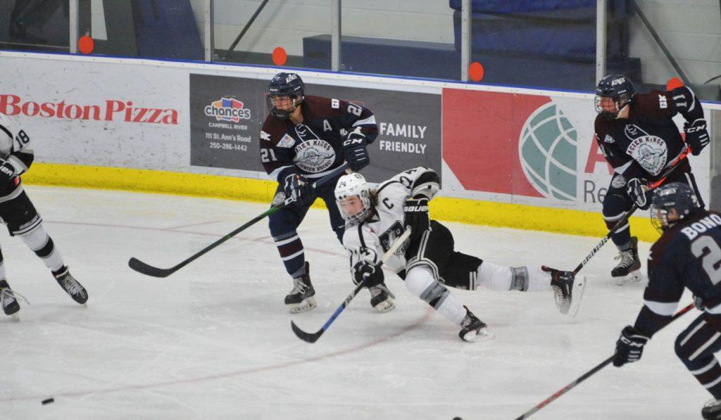 Campbell River Storm Junior Hockey